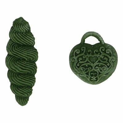 FunCakes FunColours GEL -HOLLY GREEN -Χρώμα Τζελ -Πράσινο Γκι 30γρ