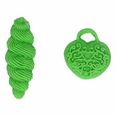 FunCakes FunColours GEL -BRIGHT GREEN -Χρώμα Τζελ -Φωτεινό Πράσινο 30γρ