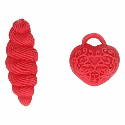 FunCakes FunColours GEL -POPPY RED - Χρώμα Τζελ - Κόκκινο παπαρούνας 30γρ