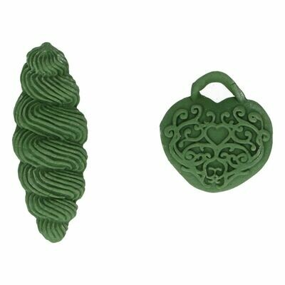 FunCakes FunColours GEL -LEAF GREEN - Χρώμα Τζελ-Πράσινο του Φύλλου 30γρ