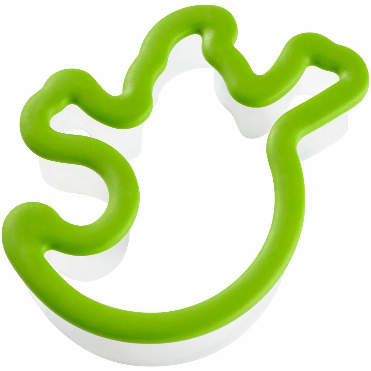 Wilton Halloween Plastic Grippy Cutter -GHOST - Πλαστικό Kουπ πατ Φάντασμα με λαβή σιλικόνης