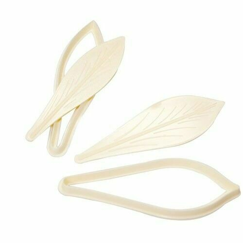 FMM Flower Cutters & Veiners -Exotic Lily - Κουπ πατ Εξωτικός Κρίνος με αποτύπωμα φύλλου