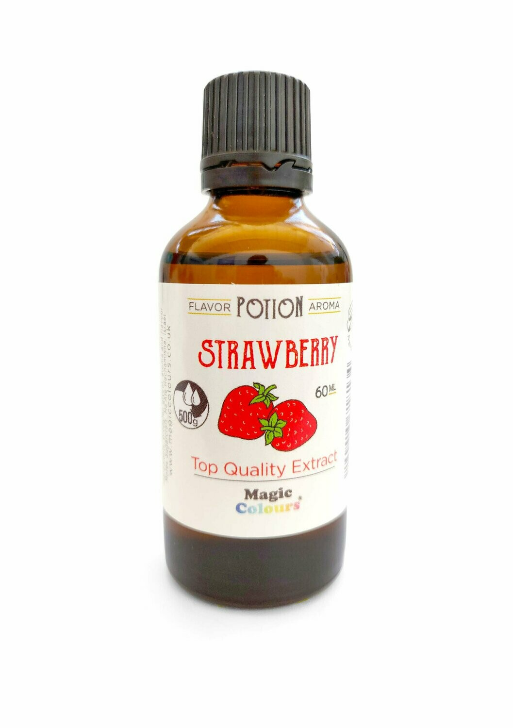Magic Colours Aroma Potion -STRAWBERRY Extract 60ml - Εκχύλισμα Φράουλας