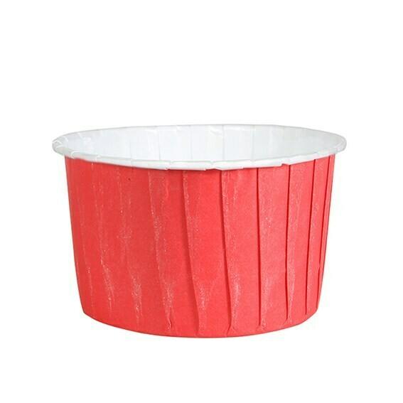 Culpitt Cupcake Baking Cups -RED - Κυπελάκια Ψησίματος -Κόκκινο 24 τεμ