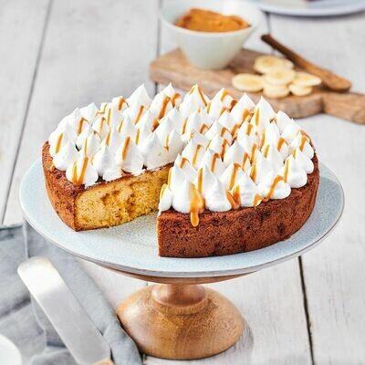 FunCakes Cake Mix -BANOFFEE CAKE 400γρ - Μείγμα για κέικ Μπανόφι