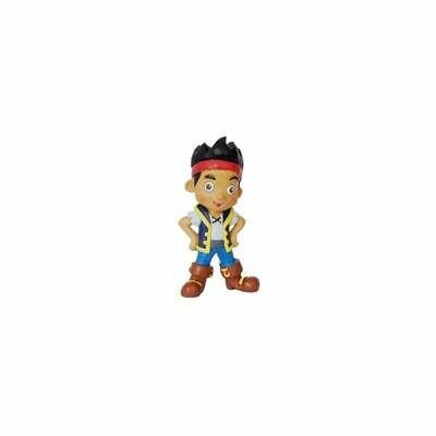 SALE!!! Disney Figure Cake Topper -JAKE from Jake & the Neverland Pirates - Τόπερ φιγούρα Disney με θέμα Ο ΤΖέϊκ και οι Πειρατές 6εκ ∞