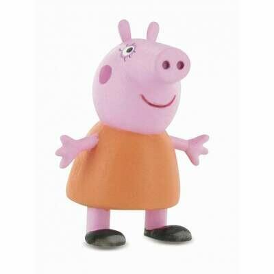 Figure Cake Topper -MUMMY PIG 7εκ - Τόπερ Φιγούρα ΜΑΜΑ ΓΟΥΡΟΥΝΙΤΣΑ