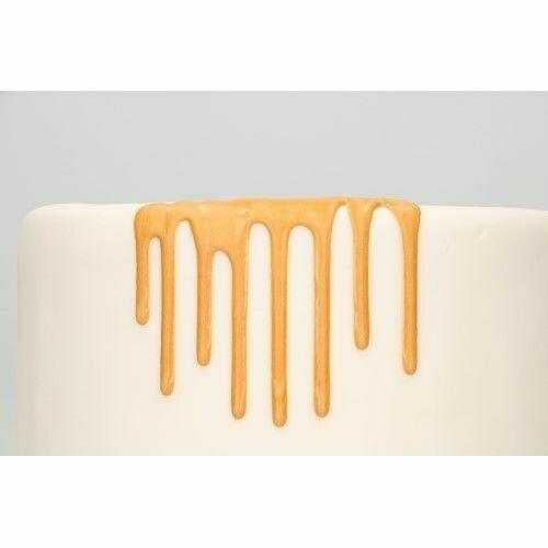 FunCakes Choco Drip -GOLD 180g - Drip Σοκολάτας Χρυσό