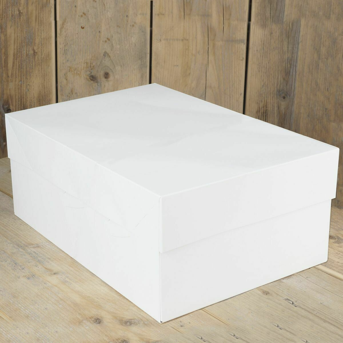 "Box -RECTANGLE 12""X16"" -Ορθογώνιο Κουτί 30 x 40εκ -με Ύψος 15εκ"