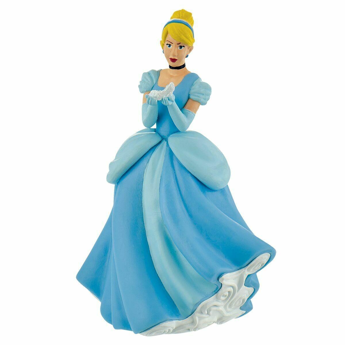 Disney Figure Princess -CINDERELLA - Πλαστική Φιγούρα Σταχτοπούτα - 10.7εκ