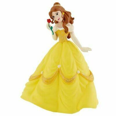 Disney Figure Princess -BELLE - Πλαστική Φιγούρα Πεντάμορφη - 10.5εκ