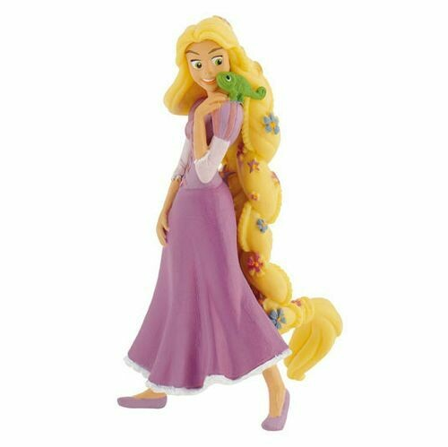 Disney Figure Princess -RAPUNZEL - Πλαστική Φιγούρα Ραπουνζέλ - 11.8εκ
