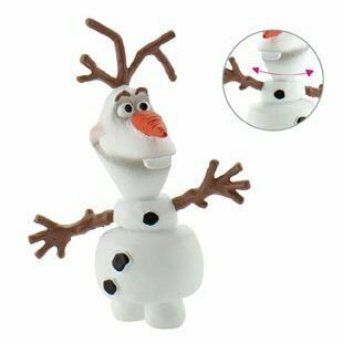 Disney Figure Frozen -OLAF - Πλαστική Φιγούρα Όλαφ - 5εκ