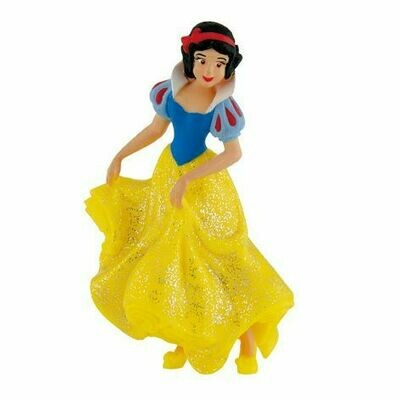 Disney Figure Princess -SNOW WHITE - Παστική Φιγούρα Χιονάτη 9.5εκ