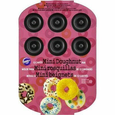 Wilton Baking Pan for DONUTS -MINI -Ταψί για μικρά ντόνατς
