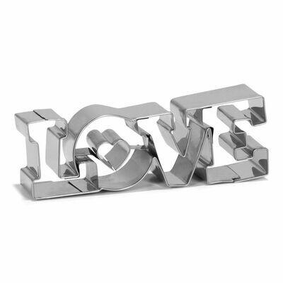Patisse Cookie Cutter -'LOVE' -Κουπ πατ 'LOVE' 11εκ