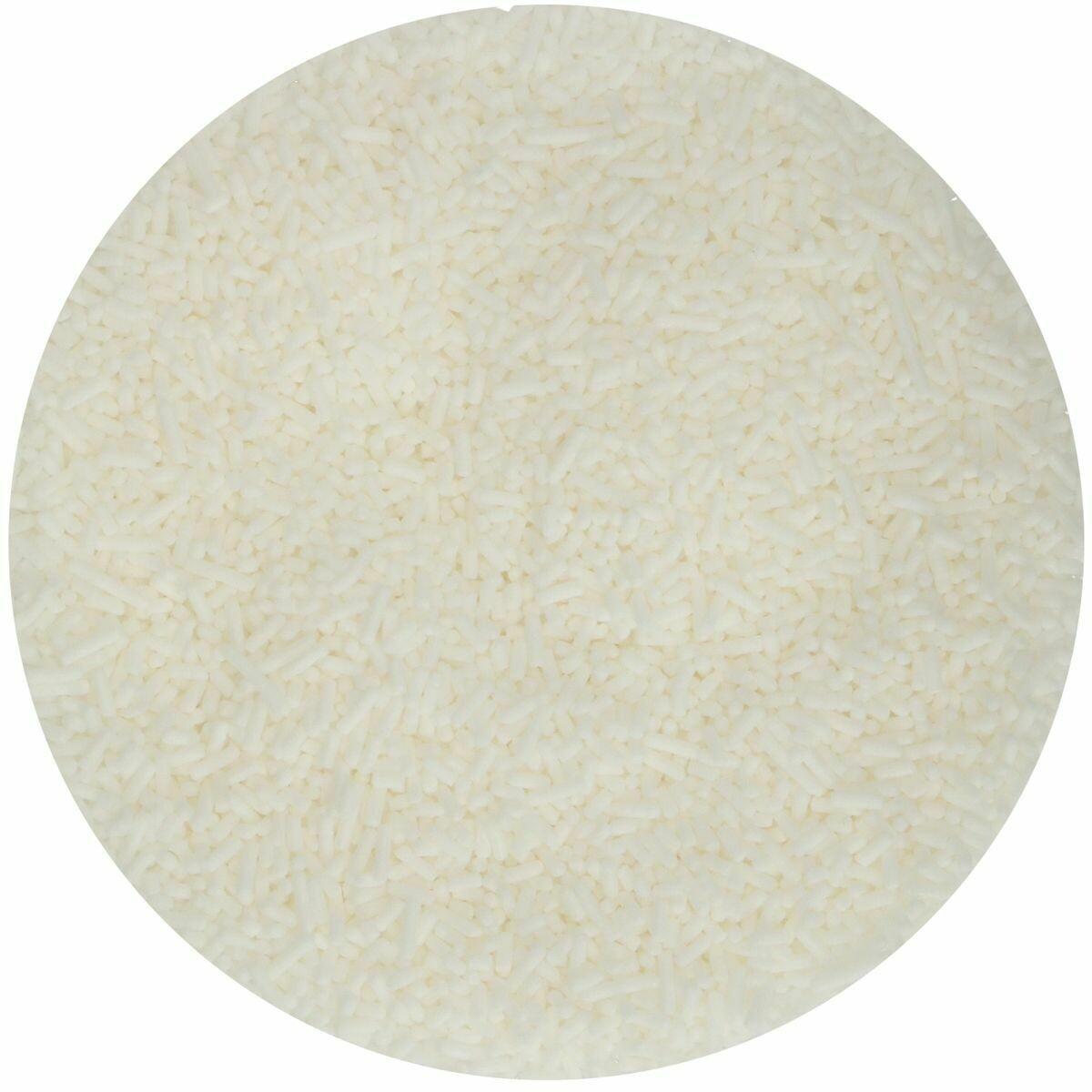 FunCakes Sugar Strands -WHITE 80γρ - Λευκή Τρούφα