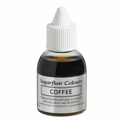 Sugarflair 100% Natural Flavour 30ml -COFFEE - Φυσικό Άρωμα Καφέ 30ml