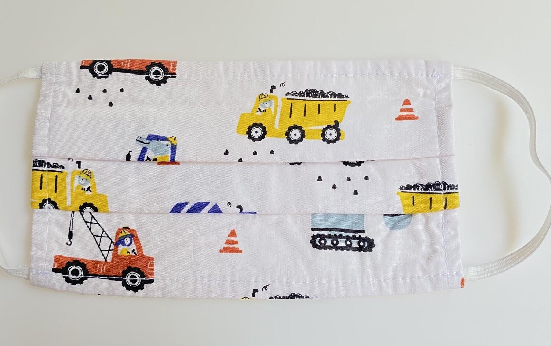 Μάσκα Παιδική Οχήματα Κατασκευής