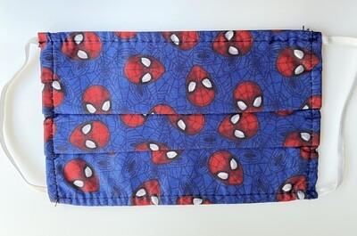 Μάσκα Παιδική Spiderman Σχέδιο 1 ∞