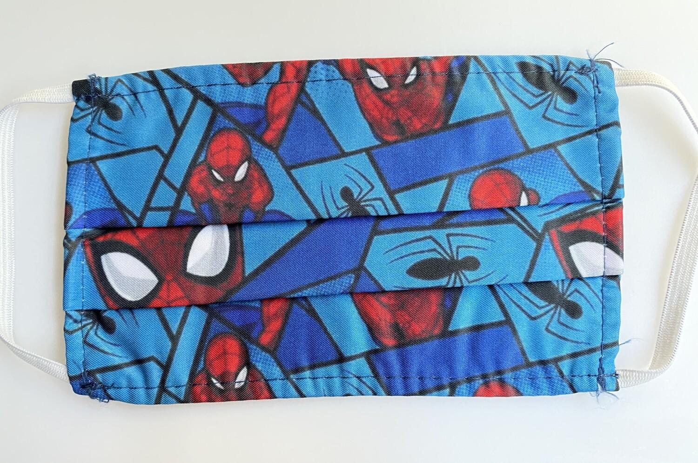 Μάσκα Παιδική Spiderman Σχέδιο 2