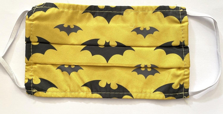 Μάσκα Παιδική Batman BLACK & YELLOW ∞