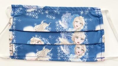 Μάσκα Παιδική Frozen 2 -Έλσα ∞