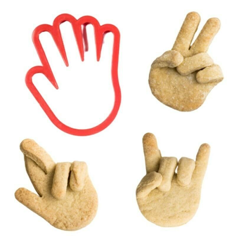 Hand Cookie Cutter 10εκ - Κουπ πατ Χέρι 10εκ