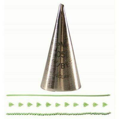 PME Nozzle -LEAF -SMALL -Μύτη Κορνέ για Μικρό Φύλλο No.50