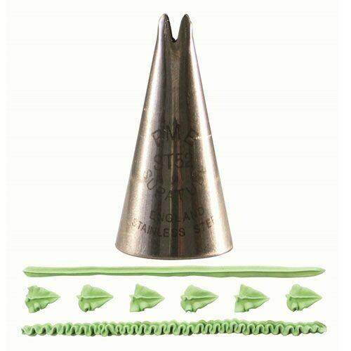 PME Nozzle -LEAF -LARGE -Μύτη Κορνέ Μεγάλο Φύλλο No.52