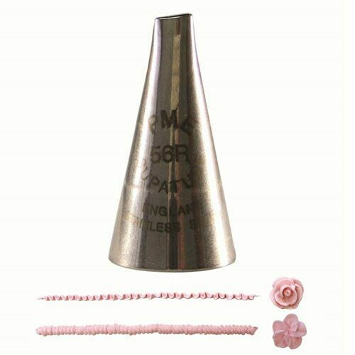 PME Nozzle -PETAL -SMALL for Right Handed -Μύτη Κορνέ για Μικρό Πέταλο για Δεξιόχειρες No.56R