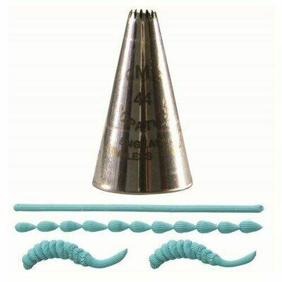 PME Nozzle -ROPE -LARGE -Μύτη Κορνέ για Σχοινί Μεγάλο No.44