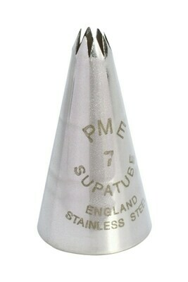 PME Nozzle -STAR -Μύτη Κορνέ για Αστέρι No.7