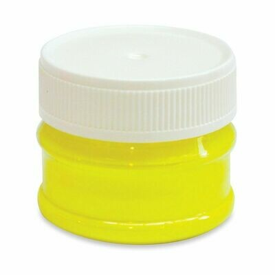 Scrapcooking Fluo Powder - NEON YELLOW 3g - Βρώσιμη Σκόνη NEON Κίτρινο