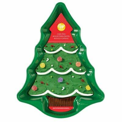 Wilton Baking Pan -CHRISTMAS TREE - Ταψί Χριστουγεννιάτικο Δέντρο