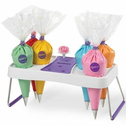 Wilton Decorating Bag Holder - Βάση Στήριξης Σακούλων Ζαχαροπλαστικής/Κορνέ