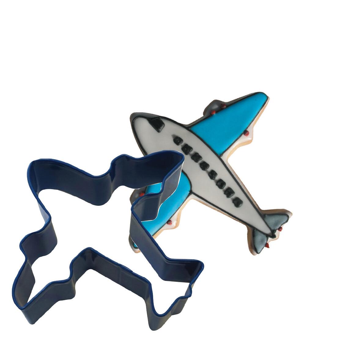 By AH -Cookie Cutter -AIRPLANE -Κουπ πατ Αεροπλάνο 10εκ