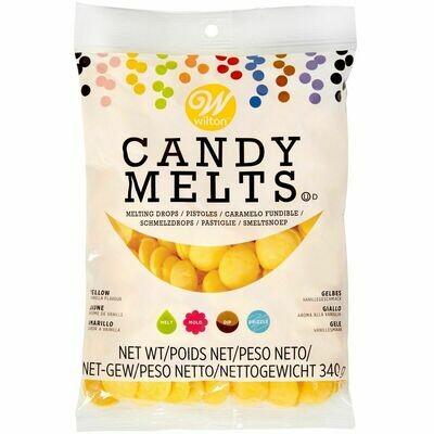 Wilton Candy Melts® -YELLOW 340g - Candy Melts Κίτρινο