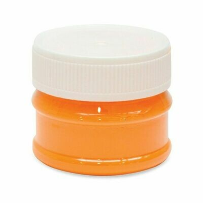 Scrapcooking Fluo Powder - NEON ORANGE 3g - Βρώσιμη σκόνη NEON Πορτοκαλί