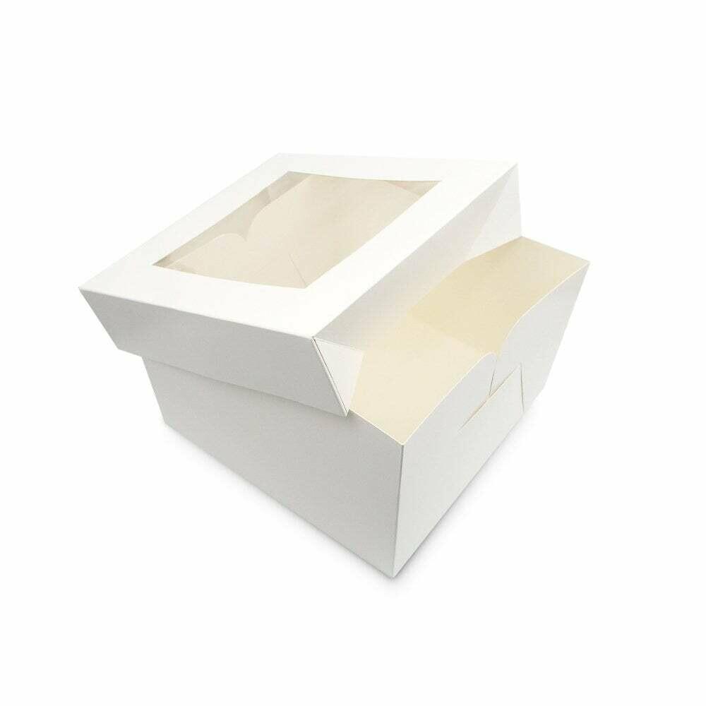 "Window Box 30cm (12"") -Κουτί  με παράθυρο 30εκ με Ύψος 15εκ"