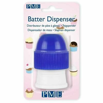 PME Batter Dispenser - Εξάρτημα κορνέ για εύκολο γέμισμα μείγματος