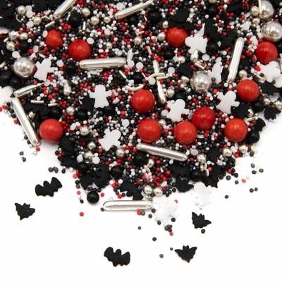 Happy Sprinkles Mix -GHOST HUNT 90g - Μείγμα Ζαχαρωτών για το Halloween