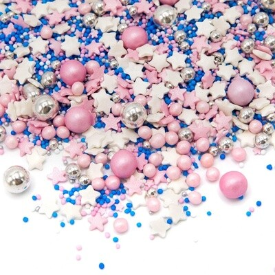 Happy Sprinkles Mix -DREAMY ME 90g - Μείγμα Ζαχαρωτών 'Όνειρο'
