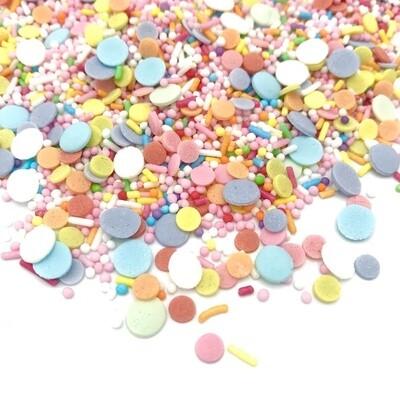 Happy Sprinkles Mix -BIRTHDAY PARADE 90g - Μείγμα Ζαχαρωτών 'Πάρτυ Γενεθλίων'