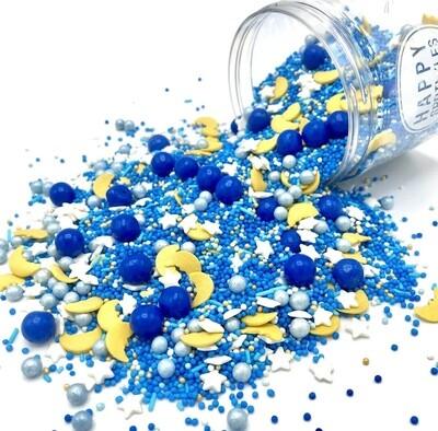 Happy Sprinkles Mix -SWEET DREAMS 90g - Μείγμα Ζαχαρωτών 'Όνειρα Γλυκά'