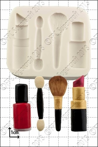 FPC Silicone Mould -MAKE-UP -Καλούπι Σιλικόνης Μακιγιάζ