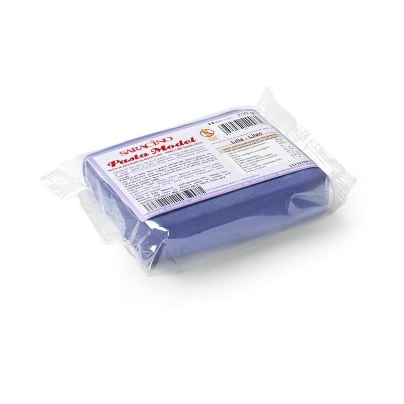 Saracino Modelling Paste 250g -VIOLET -Πάστα Μοντελισμού Μωβ -250γρ