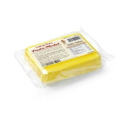 Saracino Modelling Paste 250g -YELLOW -Πάστα Μοντελισμού -Κίτρινη - 250γρ