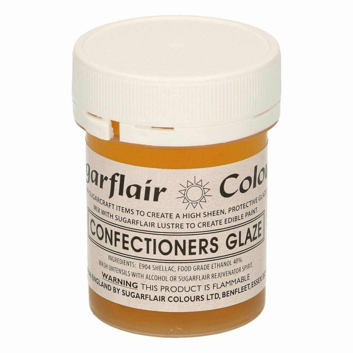 Sugarflair Confectioners Glaze 50ml -Γυαλιστικό ζαχαροπλαστικής