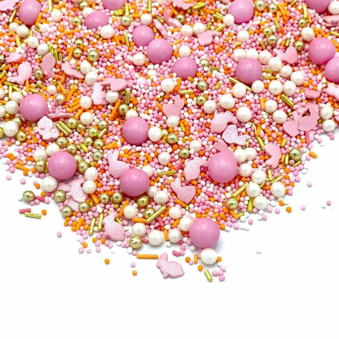 Happy Sprinkles Mix -HAPPY EASTER 90g - Μείγμα Ζαχαρωτών Χαρούμενο Πάσχα